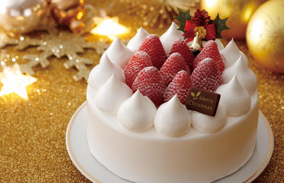 クリスマスケーキ コンビニ 2016 デイリーヤマザキ1