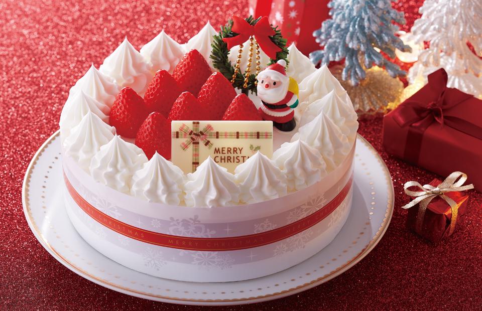 クリスマスケーキ コンビニ 2016 デイリーヤマザキ7