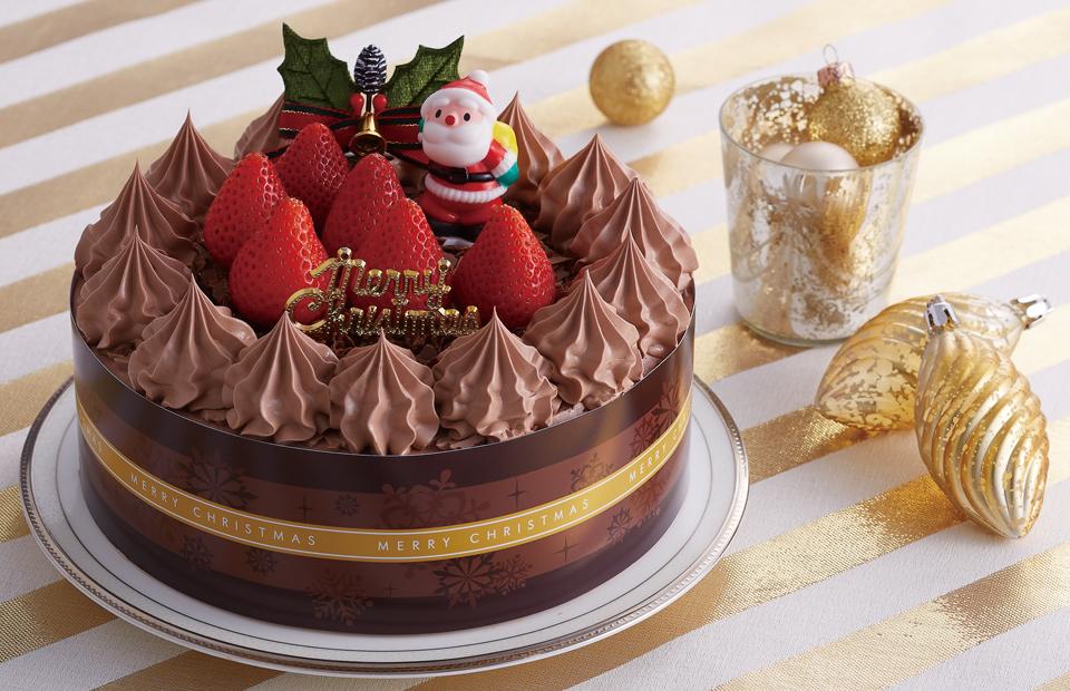 クリスマスケーキ コンビニ 2016 デイリーヤマザキ10