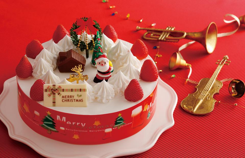クリスマスケーキ コンビニ 2016 デイリーヤマザキ11