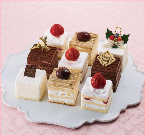 クリスマスケーキ コンビニ 2016 ローソン12