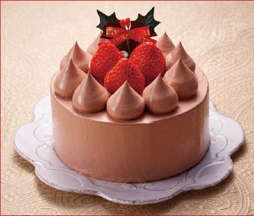クリスマスケーキ コンビニ 2016 ローソン18